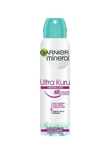Garnier Garnier Ultra Kuru Deodorant 150 Ml Renksiz